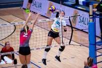 TÜ/Bigbank vs Riga Volleyball School okt