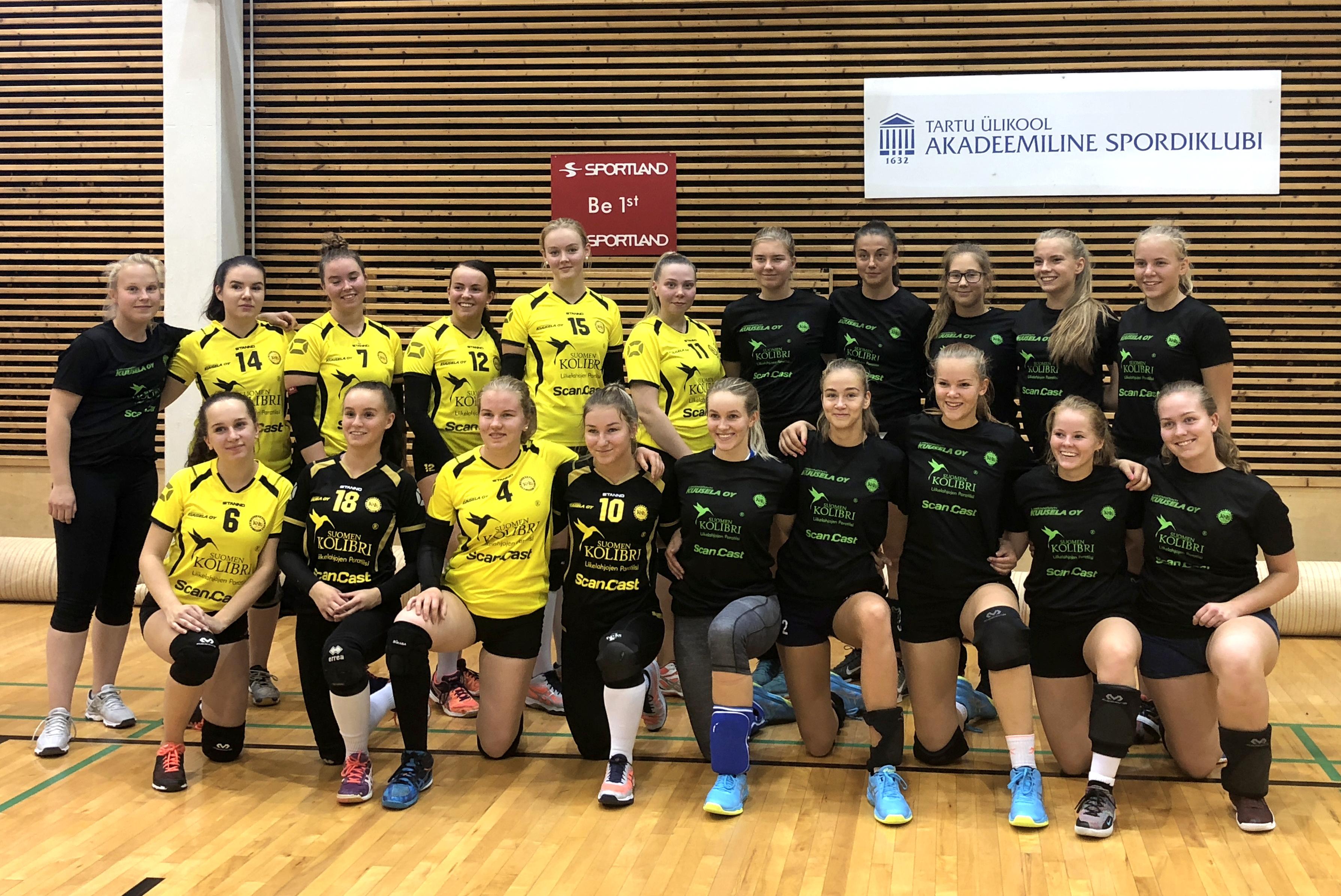 U-20 vanuseklassi esimeseks tiitlivõistluseks on Eesti karikavõistlused