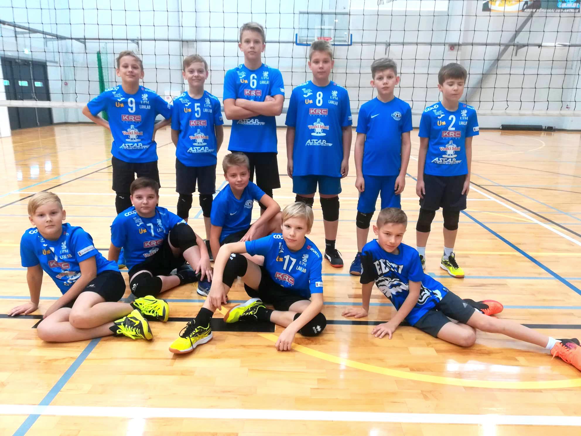 SK Duo noored olid U14 Lõuna-Eesti regiooni esimesel osavõistlusel edukad!