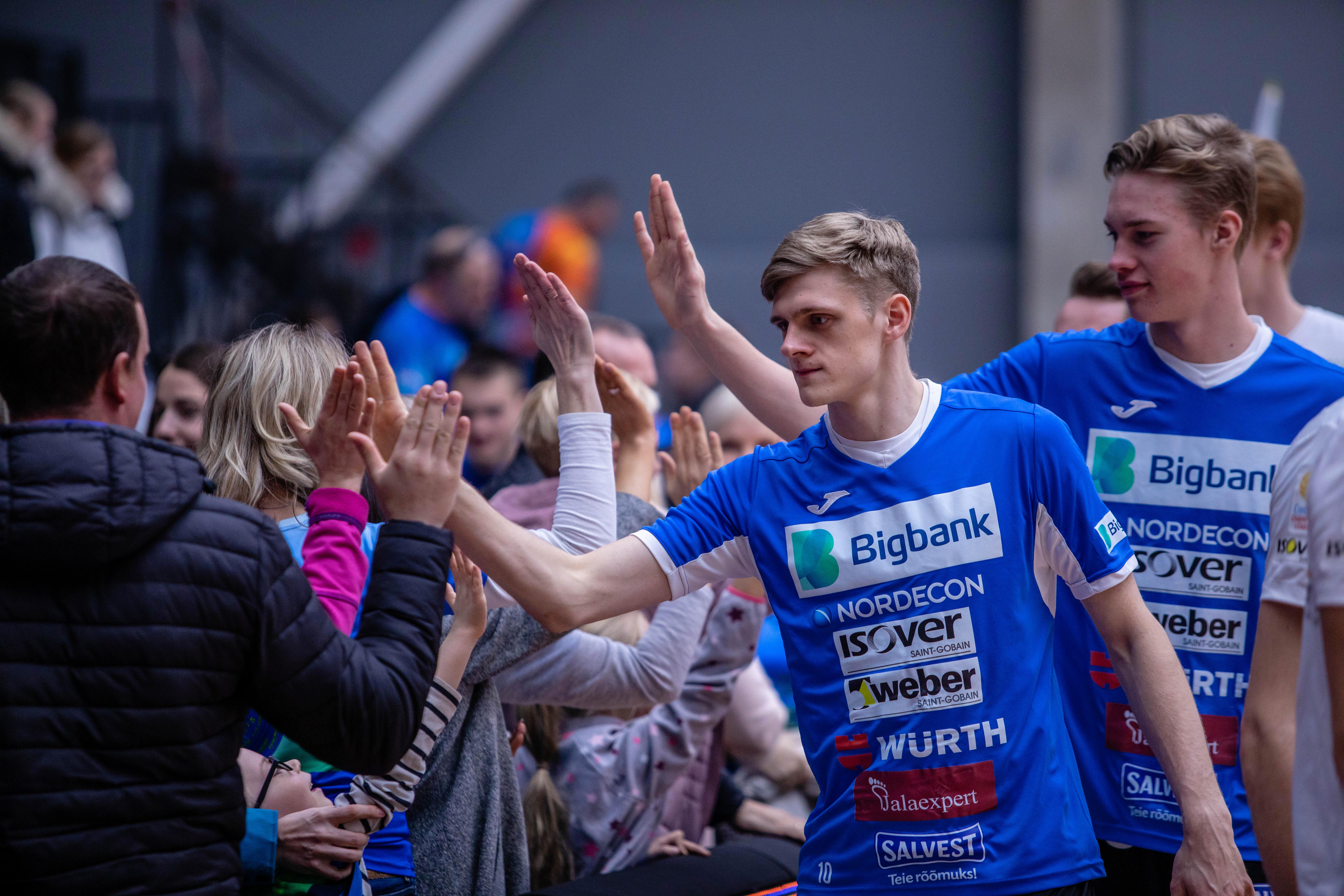 Bigbank Tartu langes karikavõistluste poolfinaalis!