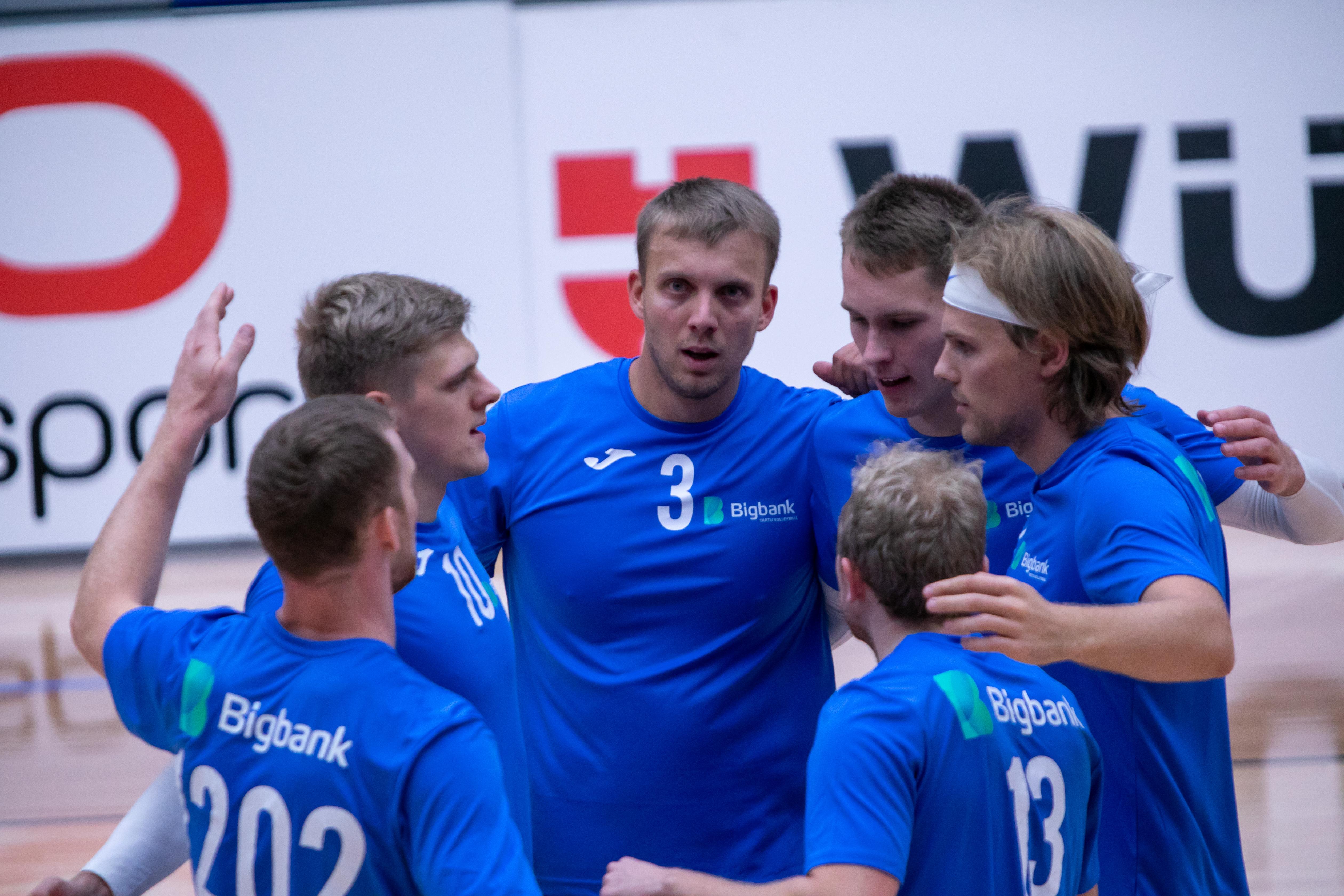 Bigbank Tartu mängib kodusel Würth Cupil!