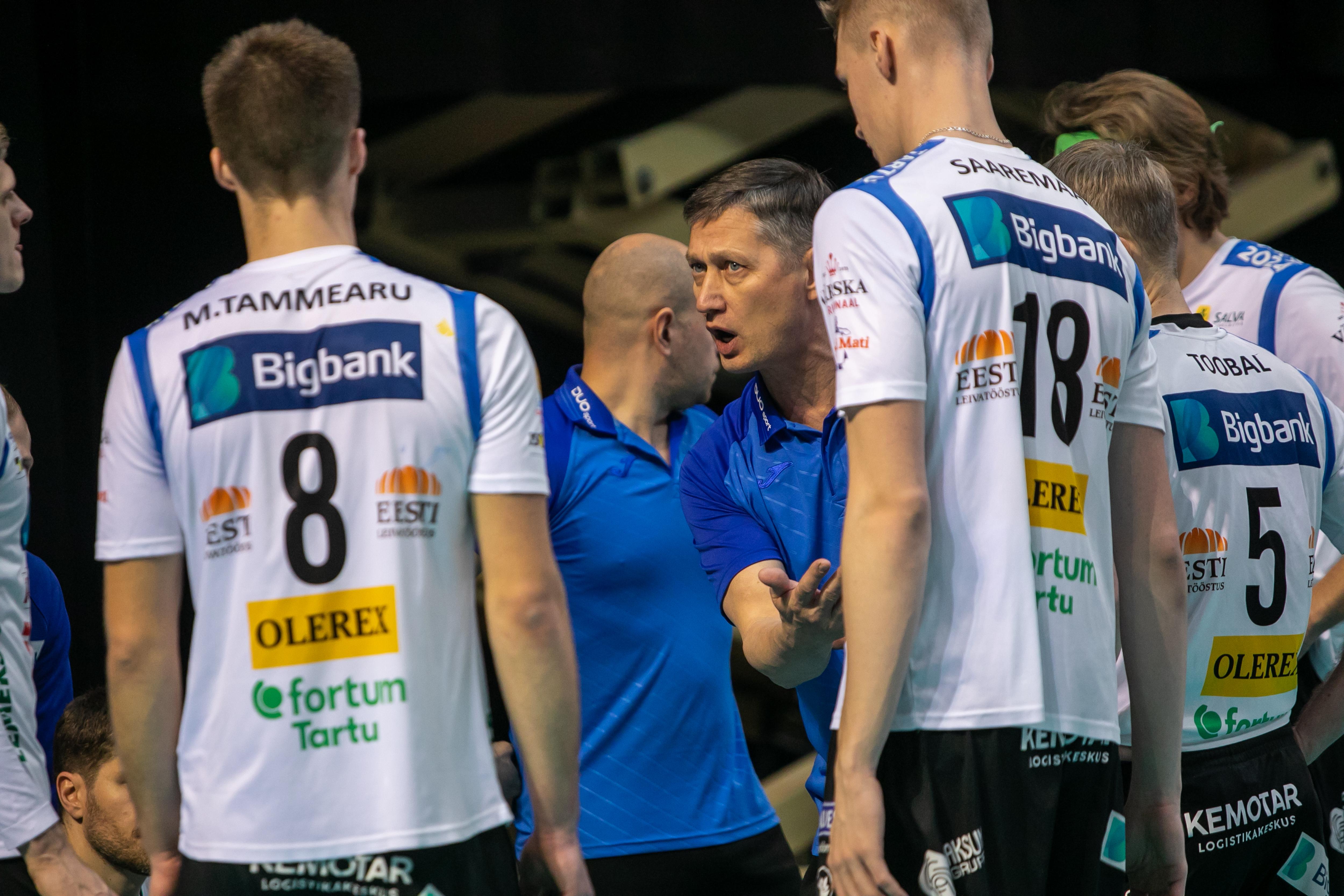 Bigbank Tartu hävis Saaremaale!