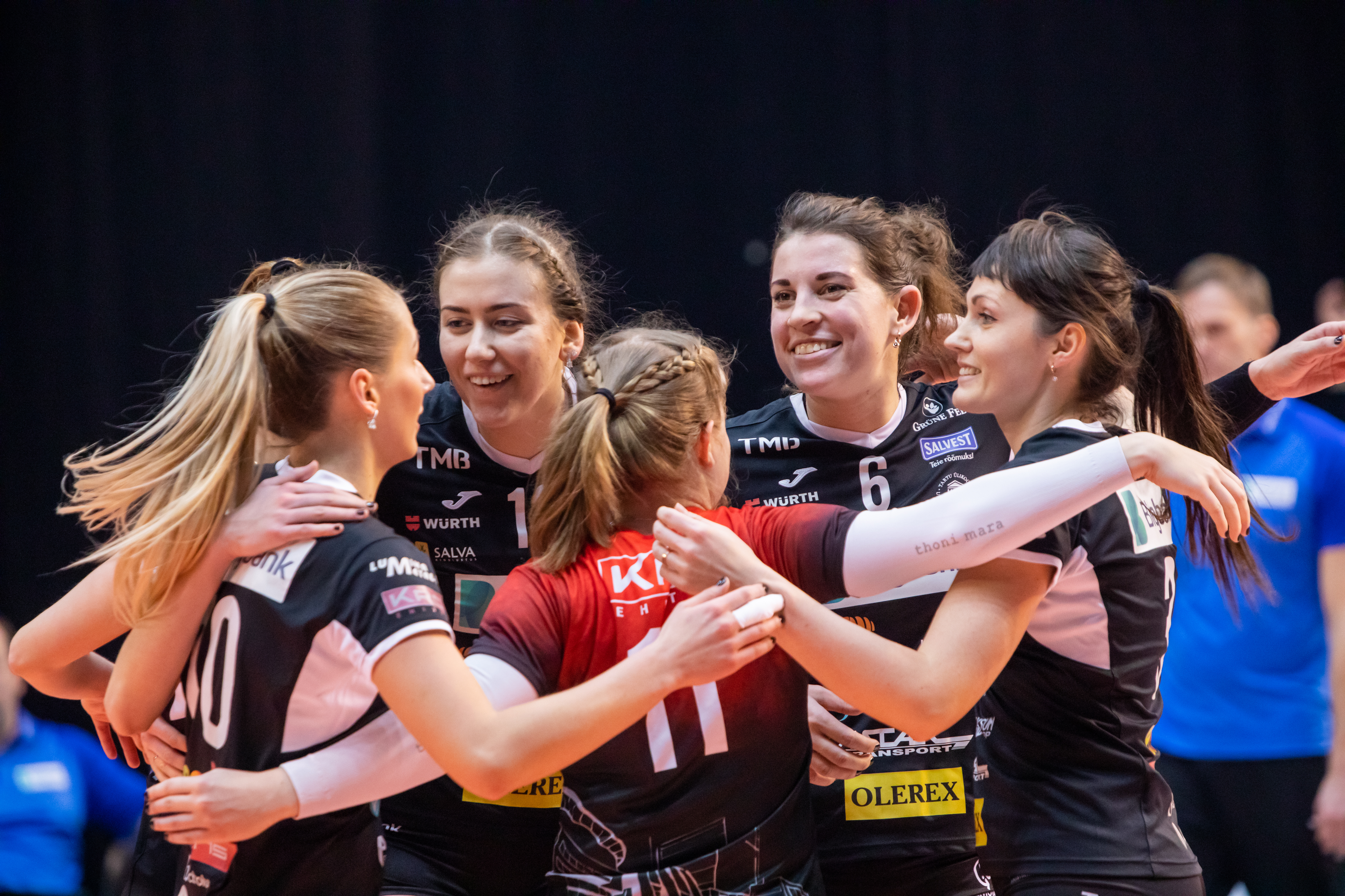 TÜ/Bigbank võitis Balti liigas pronksmedali!