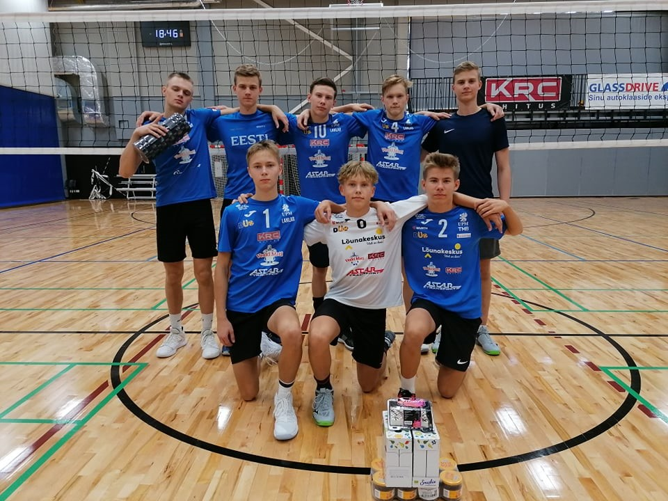Toimus Duo Volley Cup 2020