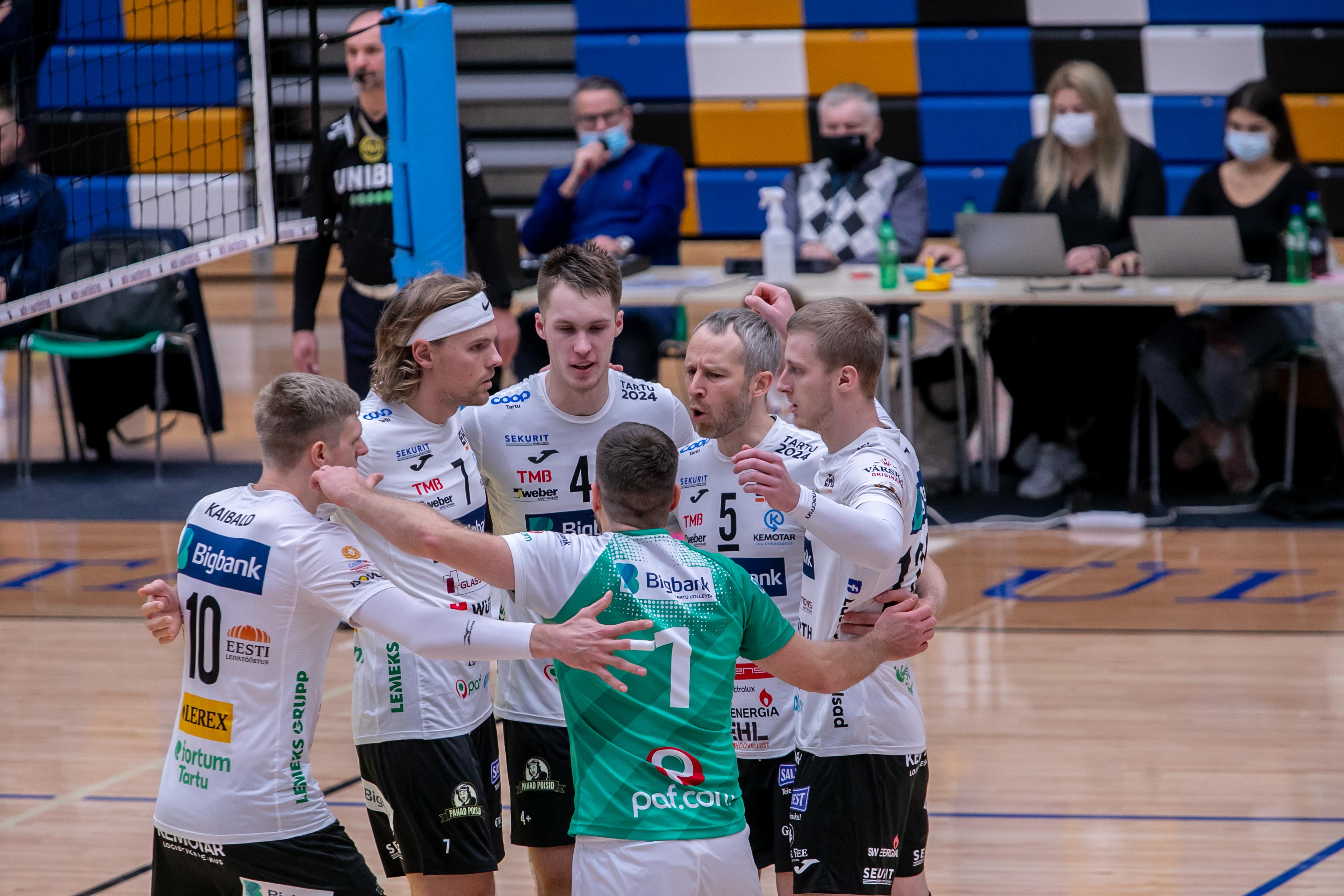 Bigbank Tartu jäi Balti medalita!