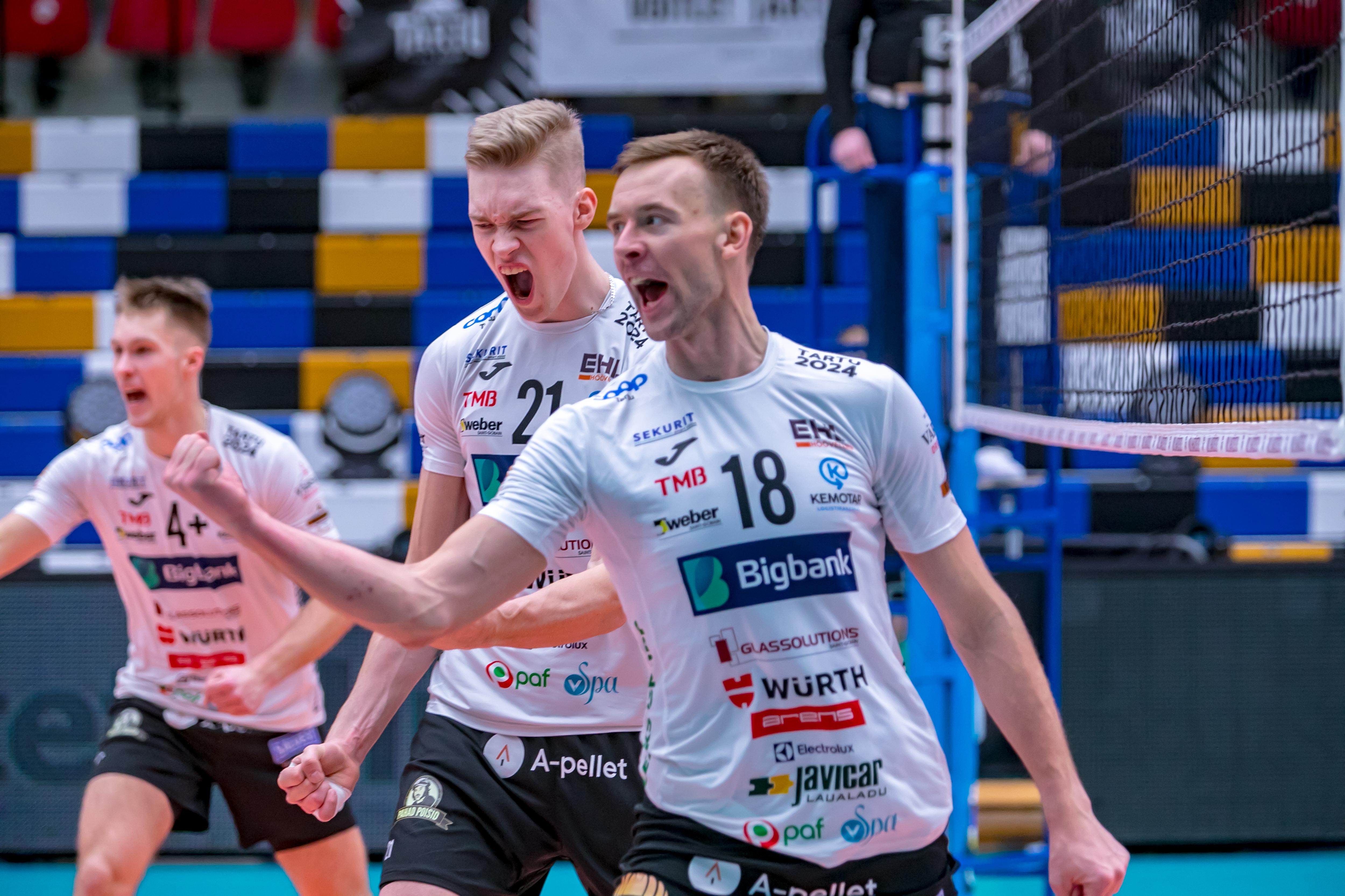 TÄNA: Bigbank Tartu vs Selver Tallinn