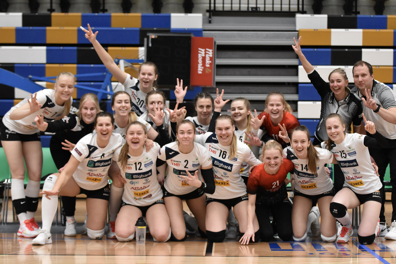 TÜ/Bigbank on Eesti meistrivõistluste pronks!