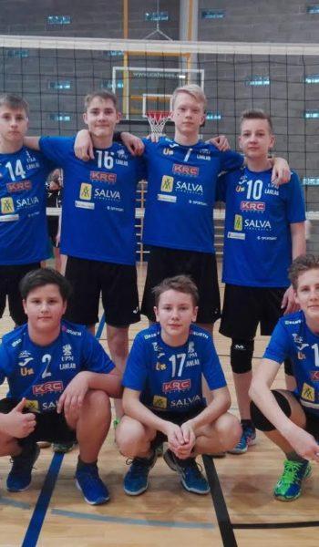 U16 Salva/Kaarsilla Tartu poisid
